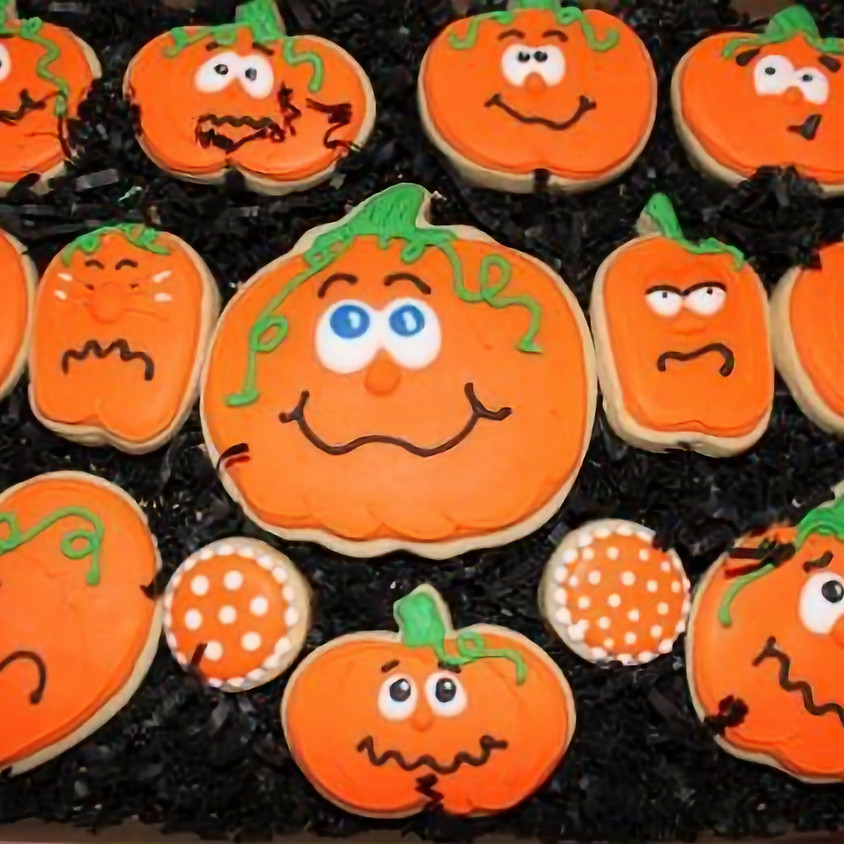 Cookie Decorating Class - Pumpkin Patch