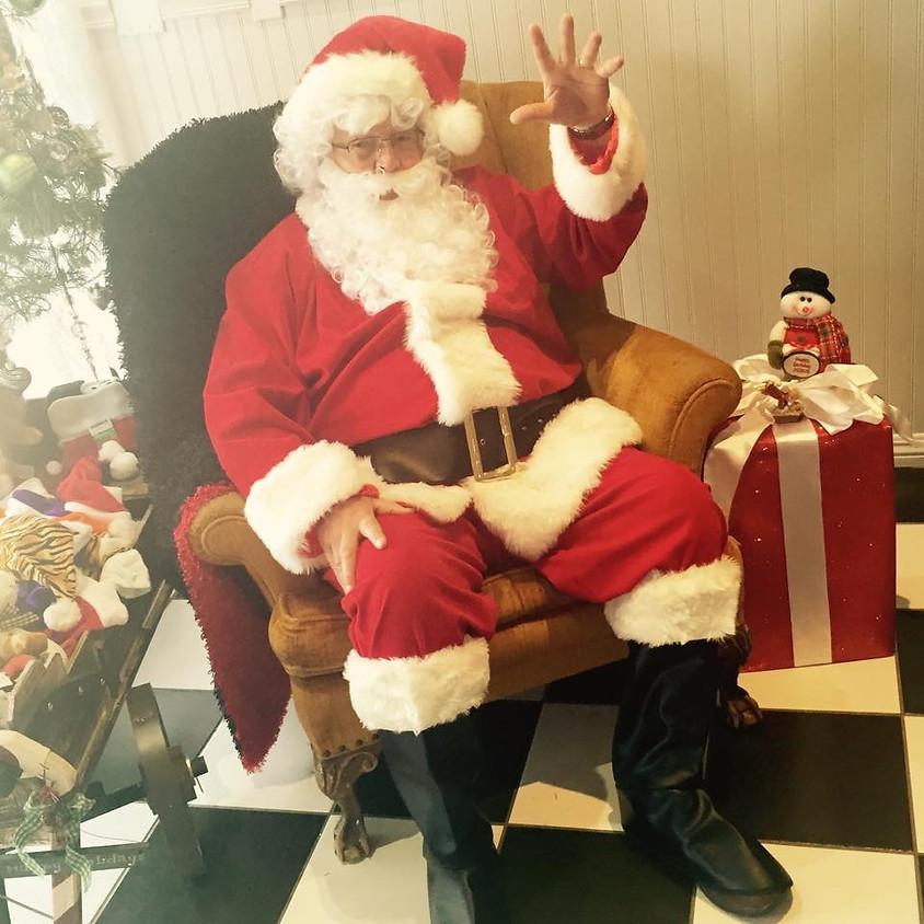 Santa is Coming to Tastries