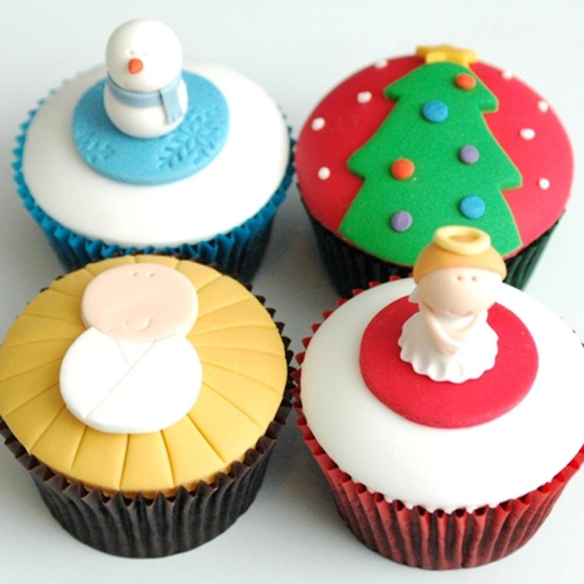 Cupcake Decorating Class - Happy Birthday Jesus!