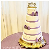 5 Tier Wedding Cake Bakersfield CA