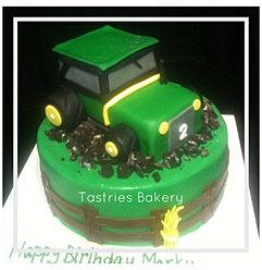 Custom Birthday Cakes Bakersfield