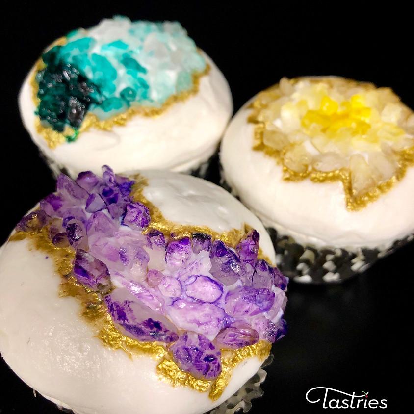 Cupcake Decorating Class - Geode 2:30pm