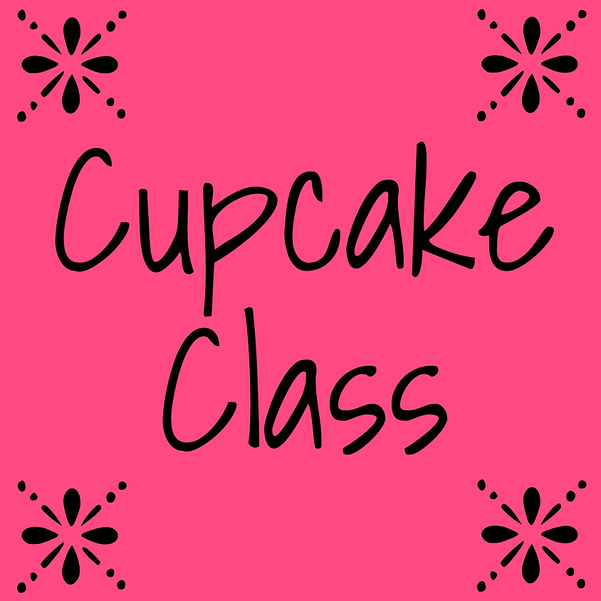 Cupcake Decorating Class - Jungle 2:30pm
