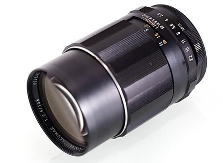 Pentax S-M-C Takumar 135mm f/2.5