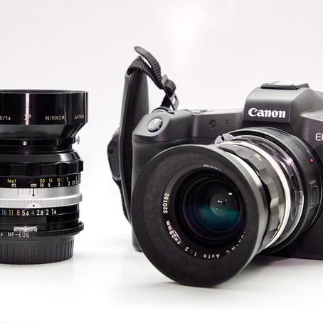 Canon EOS R'etro'
