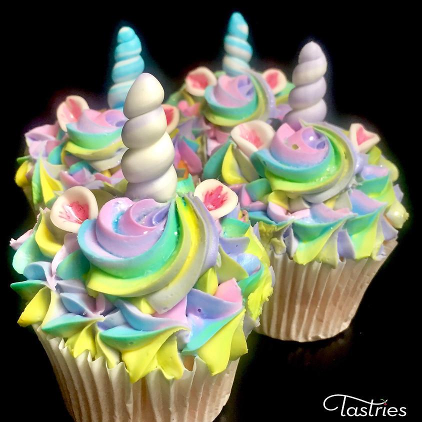 Cupcake Decorating Class - Unicorn 2:30pm