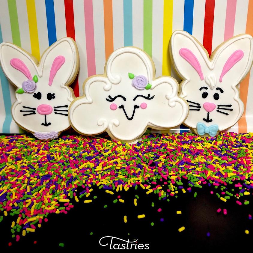 Cookie Decorating Class - Bunny & Cloud (1)