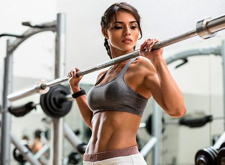 Quer Emagrecer? Faça Musculação!