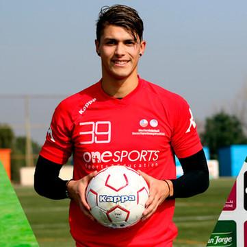 Nicolás Solabarrieta firma con Palestino y sella su segunda experiencia en el fútbol profesional