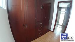 Closet habitación secundaria