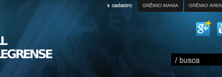 Grêmio FBPA - Lançamento Uniformes 2013