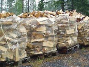 1000 liter bjørk 2-3 sekker 1090 kr per sekk
