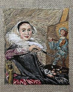 Judith Leyster-Self Portrait