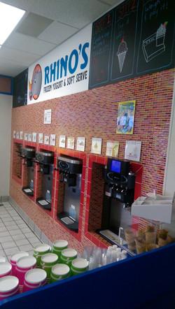 Frozen Yogurt Machines