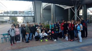 Exkursion nach Brüssel