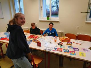 Schultour an der Carl-Diercke-Schule