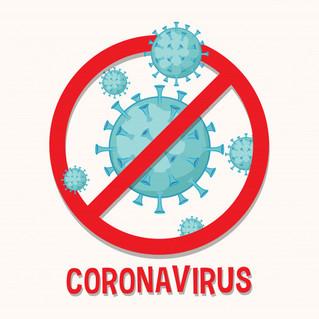 Das Coronavirus und Ich im Alltag und Leben