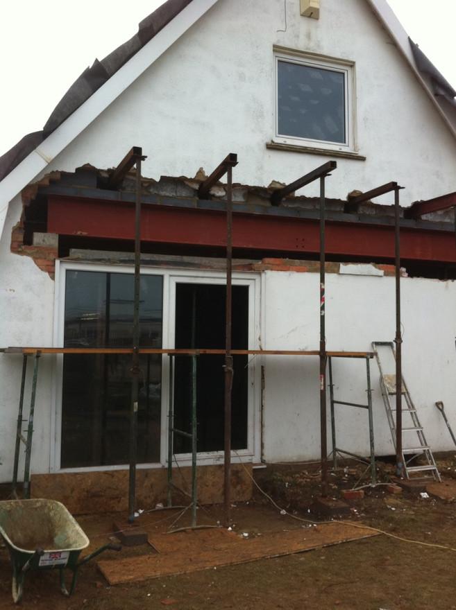 Structural Alterations - Hamiltons Construction & Refurbishment Ltd