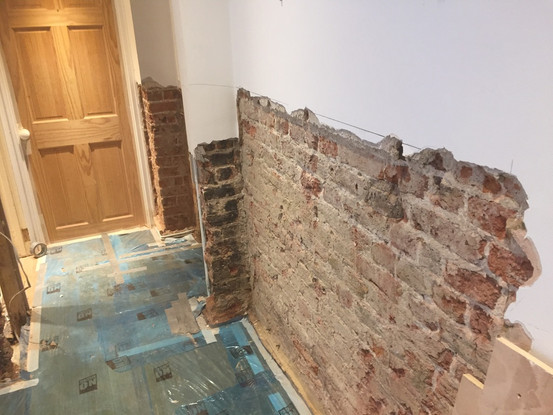 Plastering & Rendering - Hamiltons Construction & Refurbishment Ltd