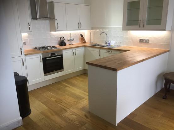 Kitchens - Hamiltons Construction & Refurbishment Ltd