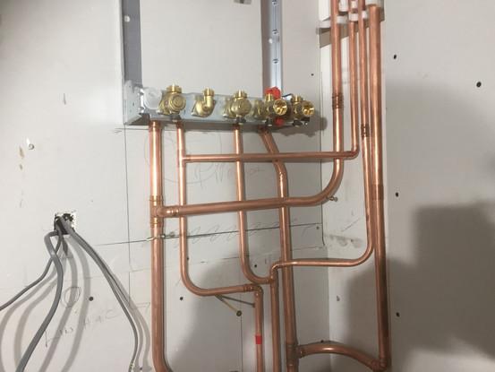 Plumbing & Heating - Hamiltons Construction & Refurbishment Ltd
