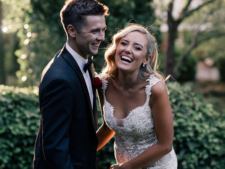 Real Wedding – Taylor & Reilly