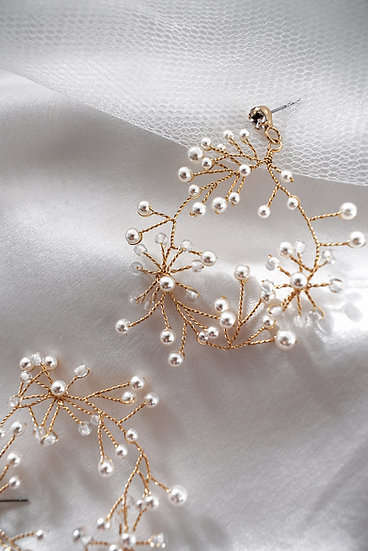 Sofia Bridal Earring