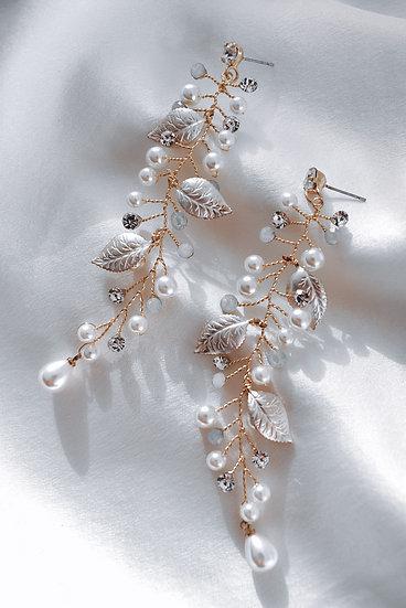 Hazel Bridal Earring