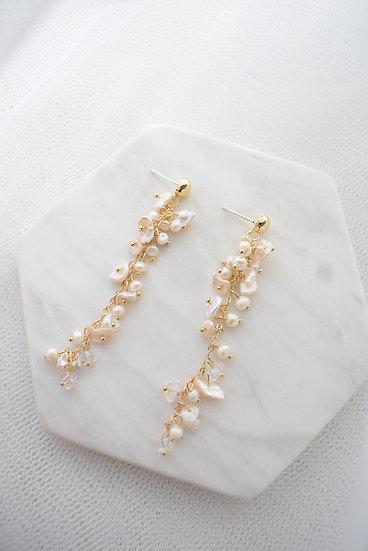 Imogene Bridal Earrings