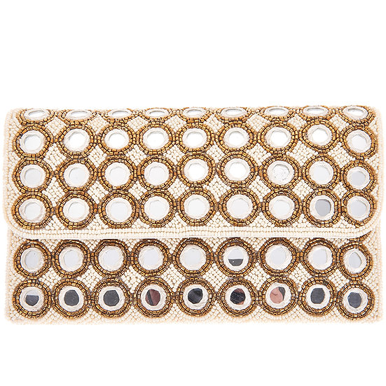Epiphany Clutch - Gold