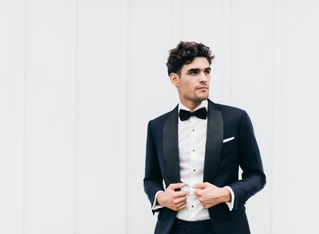 Groom Files: Trends for Grooms in 2020 with InStitchu