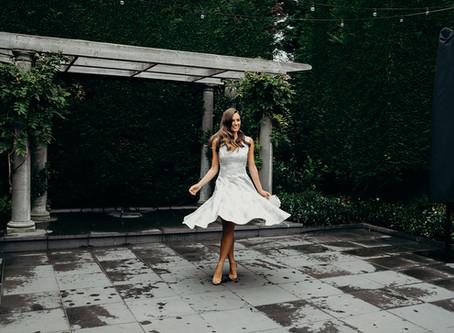 Anthea Crawford's Autumn Bridal Capsule
