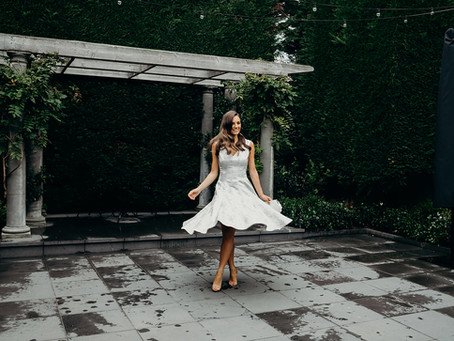 Anthea Crawford's Autumn Bridal Capsule