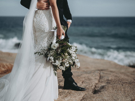 Real Wedding – Bec & Joel