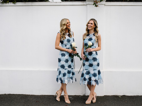 Spring Bridesmaids Looks