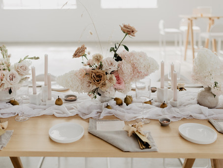Halcyon Styled Shoot