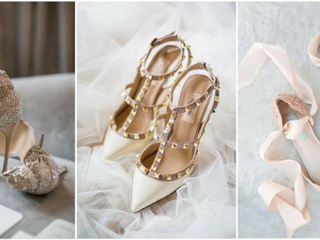 Bridal Shoe Inspiration