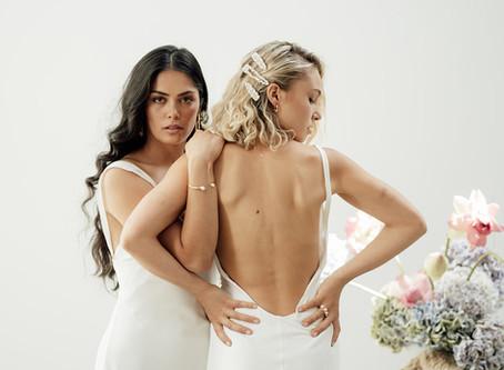Renaissance Moderne - A Styled Bridal Fashion Editorial