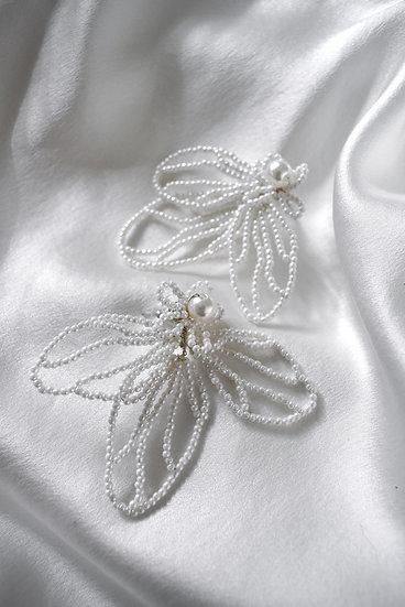Amelia Bridal Earring