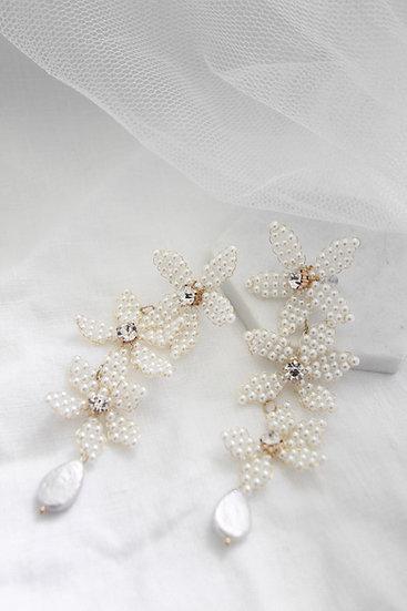 Octavia  Earrings