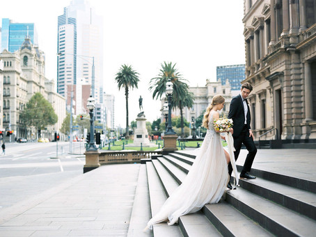Melbourne Styled Shoot – Days Past