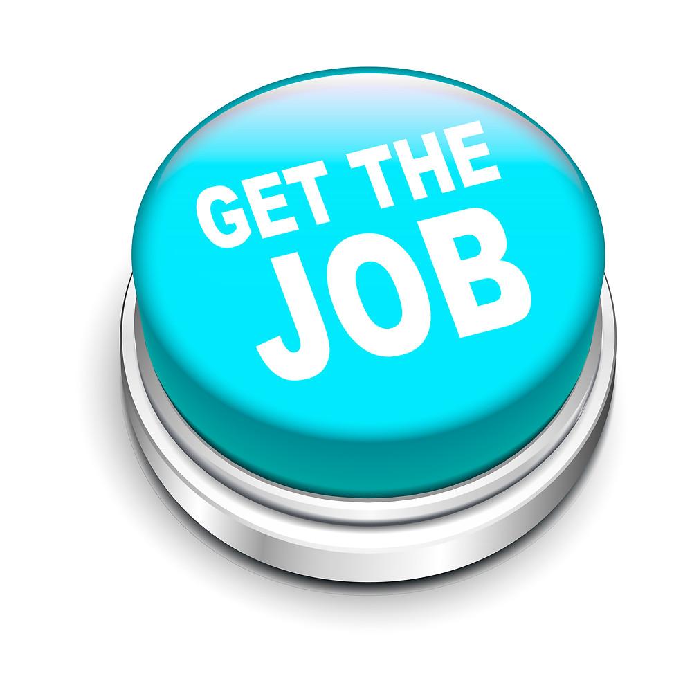 Get the job button