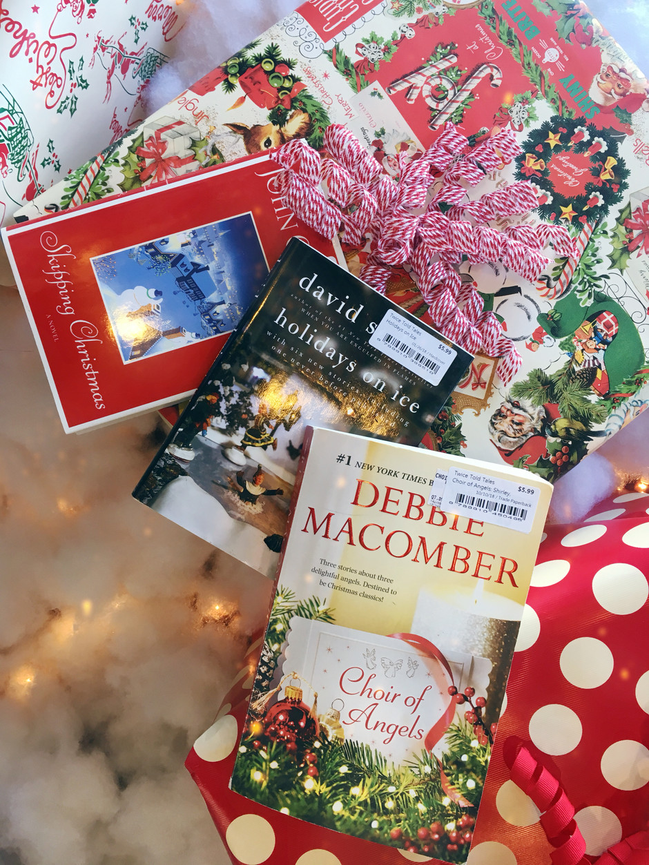 Twice Told Tales' First Annual Holiday Gift Guide