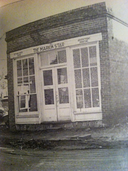 Old Marion Star