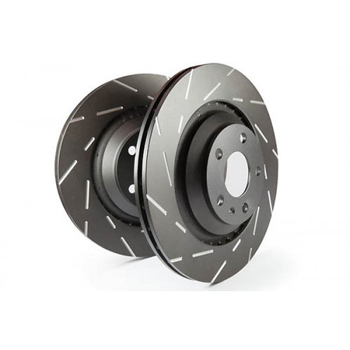 EBC Grooved Discs - Front R53 R56