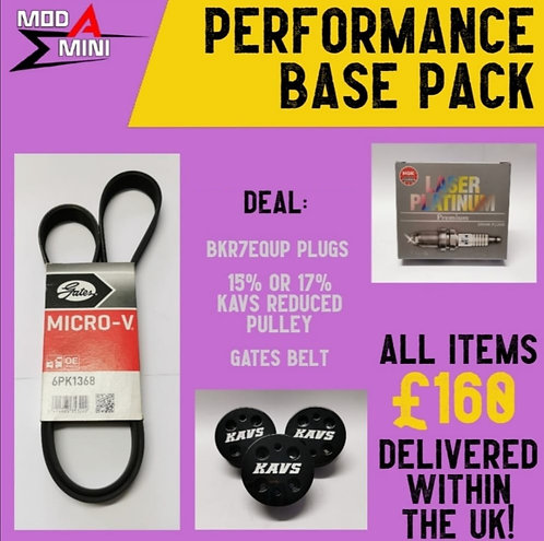 Mod A Mini - Performance Base Performance Pack