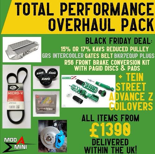 Mod A Mini - Total Performance Overhaul Pack