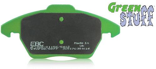 EBC 'Stuff' Pads - R53 R56 (Fronts)