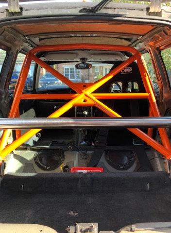 Mod A Mini Half Cage - Mini R50, R53 & R56