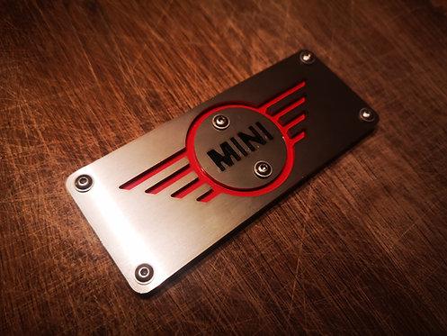 Mini R50-R53 Rocker Cover Badge